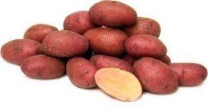 Caja patata nueva «Roja», 10kg