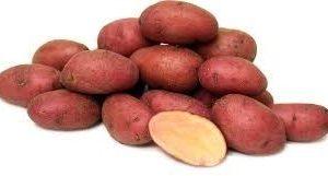 Caja patata nueva «Roja», 15kg